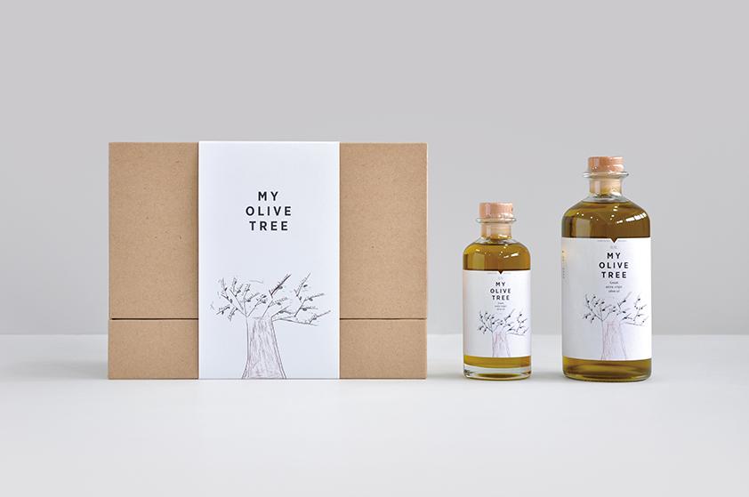 MY OLIVE TREE礼盒包装设计
