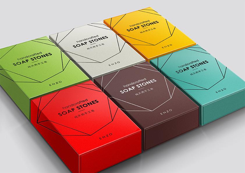 ENZO大陆十周年形象设计及礼品定制