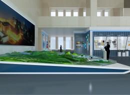 北京中能建展厅